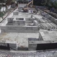 Хід будівництва житлового будинку по вул. Короля Данила у серпні 2019