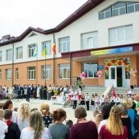 У Хриплині відкрили новозбудовану школу. ВІДЕО