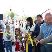 У Чернієві відкрили новий дитячий садок. ФОТО