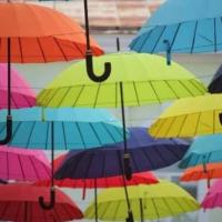 В центрі Івано-Франківська з'явиться підвісна сотня парасольок