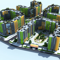 Відеоогляд ходу будівництва житлового комплексу MILLENNIUM ECO