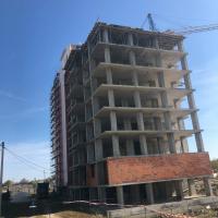 ЖК Crystal River - фотозвіт: хід будівництва в жовтні 2019