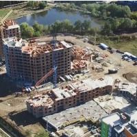 Актуальні новини з будівництва ЖК «Millennium» біля міського озера