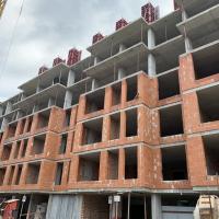 Стан будівництва житлового комплексу Main House.ФОТО