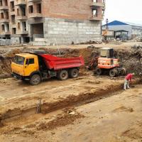 """Житловий комплекс """"Містечко Центральне"""": будівництво йде за планом. ФОТО"""