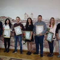 У Франківську нагородили переможців конкурсу «Кращий ескіз намірів забудови садибного, садового або дачного будинку»