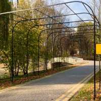 """БК """"Вертикаль"""" допомагає зробити міський парк затишнішим. ФОТО"""