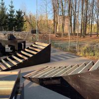 В Івано-Франківську активно будують скейт-парк