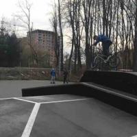 У Франківську оновили скейт-парк. ФОТО