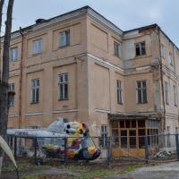 """У Палаці Потоцьких ремонтуватимуть корпус """"Б"""""""