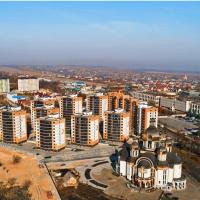 Фотозвіт з будівництва ЖК Містечко Соборне
