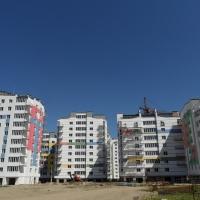Хід будівництва ІІ черги житлового комплексу поблизу парку ім.Шевченка