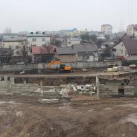 У Франківську в «Містечку центральному» будують нову сучасну школу (ФОТО)