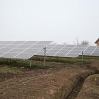 На Прикарпатті відкрили сонячну електростанцію, в яку вклали 11 мільйонів євро