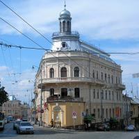 Найбільш незвичайні будівлі України. ТОП-5