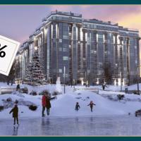 Тільки в грудні мінус 10% на елітні квартири біля озера
