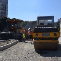 В Івано-Франківську будують два транспортних кільця. Фото