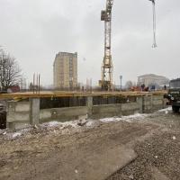Будівельна компанія «Галицький двір» почала реалізацію нового проекту