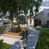 В центрі Івано-Франківська планують облаштувати пішохідний простір