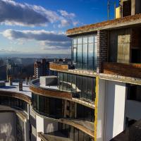 Житловий комплекс PARUS пропонує розкішні квартири з терасами. ФОТО