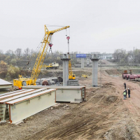 Марцінків: Заклали у бюджет близько 60 мільйонів на добудову мосту