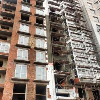 """Як проходить будівництво у """"Містечку Центральному"""". ФОТО"""