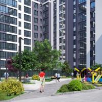 Стан будівництва житлового комплексу Comfort Park на 24 грудня