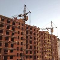 Хід будівництва ЖК по вулиці Горбачевського у січні. ВІДЕО