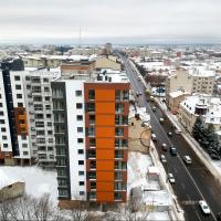 Стан будівництва ЖК по вул Незалежності від Альянс ІФ у січні. ФОТО