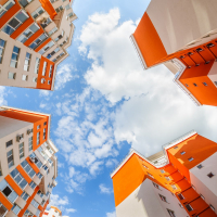 За рік в Івано-Франківську ввели в експлуатацію 36 багатоквартирних будинків