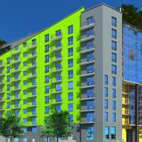 "ЖК ""Millennium"" - сучасний житловий комплекс поблизу міського озера"