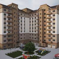 Свій дім на озері: у Франківську завершується будівництво житлового комплексу. ВІДЕО
