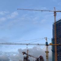 Україна на порозі будівельного буму: за рік будівництво зросло на 20%