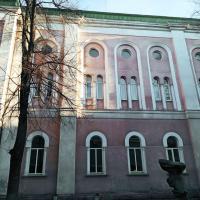 В Івано-Франківську руйнується синагога. ФОТО