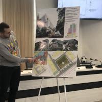 Поблизу парку Шевченка планують збудувати 17-ти поверховий діловий центр