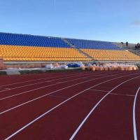 Сучасний та європейський: на стадіоні ІФНТУНГ облаштовують трибуни для глядачів