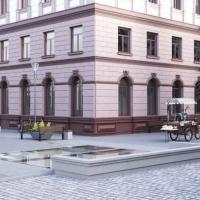 У мережі продемонстрували варіанти музеєфікації Тисменицької брами. ФОТО