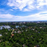 2-кімнатна квартира з видом на озеро чекає на Вас у сучасному районі MANHATTAN