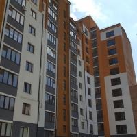 """Фото-звіт з будівництва житлового комплексу """"Паркова алея"""" станом на 10.08.2016"""