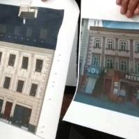 У Франківську відбудовують пам'ятку архітектури на площі Ринок