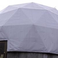 В Івано-Франківську звели будинок-купол. ВІДЕО