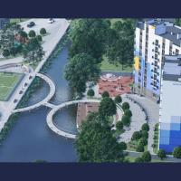 """Стан будівництва ЖК """"Столичний Квартал"""" станом на лютий. ВІДЕО"""