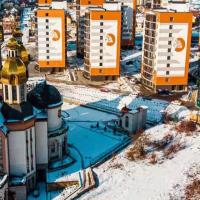 """Хід будівництва ЖК """"Містечко Соборне в лютому 2020. ФОТО"""
