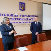 Володимир Чорнописький очолив Держгеокадастр на Прикарпатті