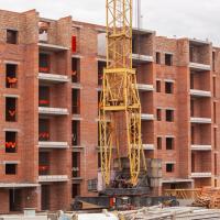 «Містечко Мануфактура» росте на очах: хід будівництва в березні. ФОТО