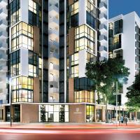 Online огляд квартир у сучасному районі Manhattan. ВІДЕО