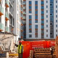 Будівельна компанія «Ярковиця» відновила будівництво містечка «Липки»