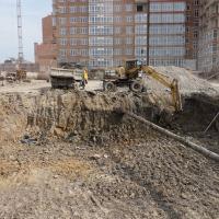 """""""Містечко Центральне"""": стартувало будівництво 37 та 38 секцій. ФОТО"""