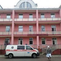В Івано-Франківську біля інфекційної лікарні збудують парковку