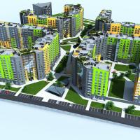 Огляд будівельного майданчика в ЖК «Millennium». ВІДЕО